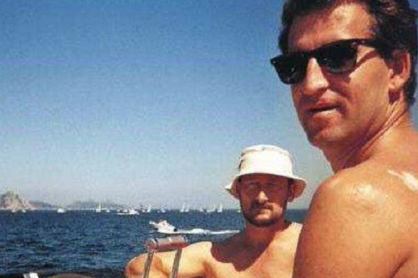 En barco con el narco, Feijoo y Dorado