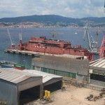 Feijóo avanza un investimento de 12 millóns de euros en formación especializada para 3.000 traballadores do sector naval galego