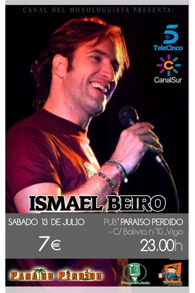 Ismael Beiro monólogo Vigo