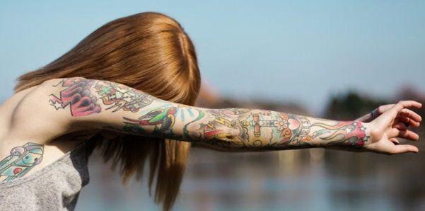 Lakaryote Temporary tattoo Vigo, primera empresa española 100% dedicada a este tipo de arte en maquillaje corporal