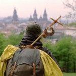 El camino de Santiago y algunas de sus principales variantes