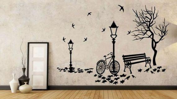 Dale un toque original a tu hogar con vinilos decorativos