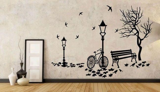 Dale un toque original a tu hogar con vinilos decorativos ...