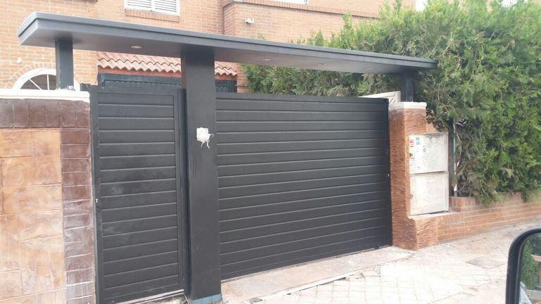 Reglamentos para la construcci n de un garaje noticias de vigo - Puertas de cochera ...