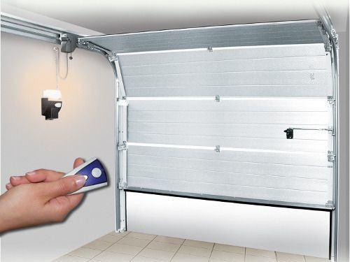 Mantenimiento de puertas de garage automáticas