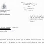 Miguel Dieguez, ex Podemos Galicia, nunca fue denunciado por Asociación Ve-La Luz según Fiscalía General del Estado