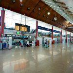 O aeroporto de Vigo medra un 2,2 por cento no mes de marzo