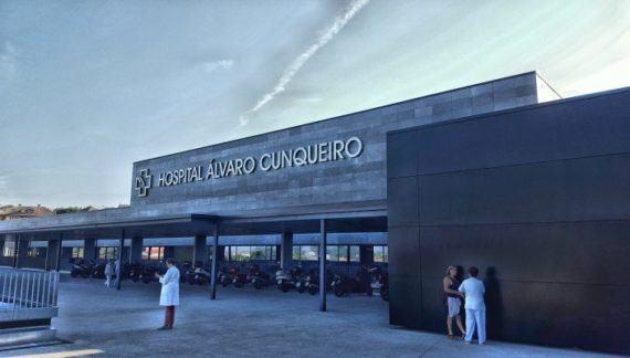Detido en Vigo tras agredir a súa parella, que se atopaba no hospital xunto ao seu fillo ingresado