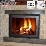 Puertas para chimeneas a medida Hot Fire Door