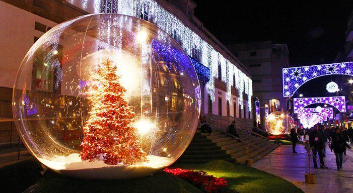 Dous millóns e medio de lámpadas iluminarán o Nadal de Vigo dende este sábado día 3