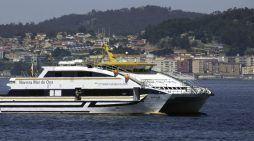 Mar de Ons refuerza las frecuencias entre Cangas y Vigo con motivo del 'O Marisquiño'