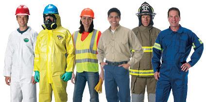 Importancia de utilizar ropa de trabajo adecuada  para evitar accidentes laborales