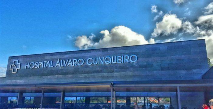 A hostias no Hospital Álvaro Cunqueiro