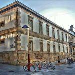 Concentración contra a violencia de xénero en Vigo