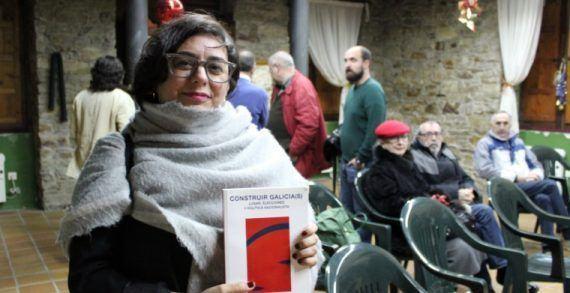 Entrevista con María Lois Barrio, profesora da UCM, sobre a súa tese do BNG en Allariz e Fene