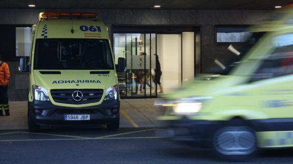 O descontrol no servizo de ambulancias pon en perigo a saúde das persoas usuarias