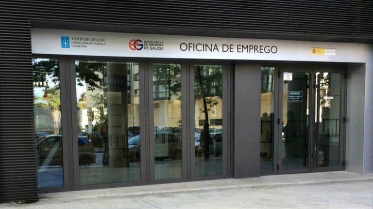 O descenso da poboaci n activa e da ocupaci n fixo baixar for Oficina de emprego galicia