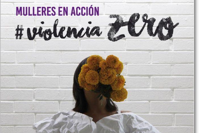 """Combarro acolle este mércores """"Feminino plural"""" a nova acción do programa """"Violencia zero"""" da Deputación de Pontevedra"""