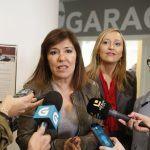 Beatriz Mato insiste en que a solución definitiva para Vigo pasa única e exclusivamente pola redacción dun novo Plan xeral