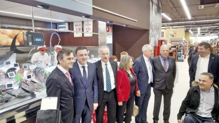 GADISA inaugura uno de los supermercados Gadis más grandes de la cadena en su 3ª apertura del 2017