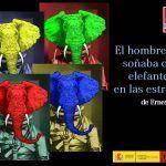 El dramaturgo Ernesto Is, uno de los cinco autores que promocionará este año el INAEM