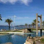 As catro piscinas da praia de Samil xa están abertas ao público