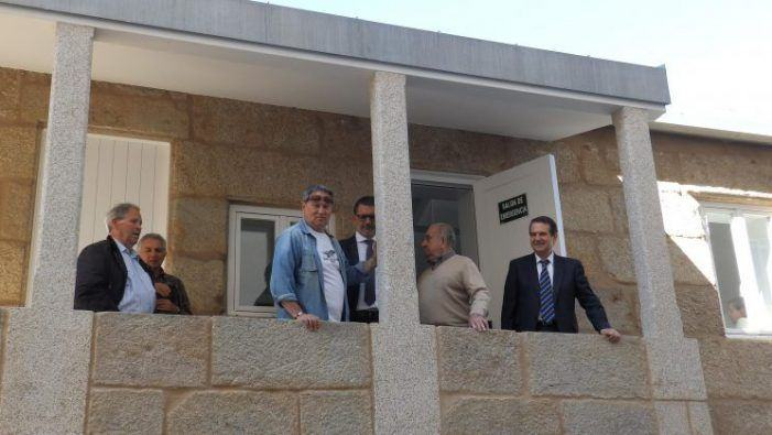O Concello abre a Casa do Patín, en Bouzas, como oficina municipal descentralizada