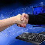Dos vías de promoción para las empresas, compañías,  agencias y Pymes. Offline y Online.
