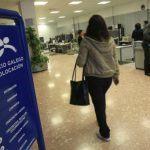 Medra o paro en Galiza malia asinarse máis de 100.000 contratos en outubro