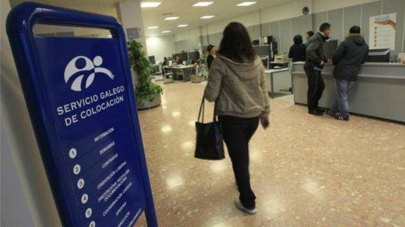 Os datos de paro confirman a precarización e o empobrecemento da clase traballadora galega