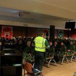 La Guardia Civil inaugura los cursos de Seguridad Vial con Mickey Mouse