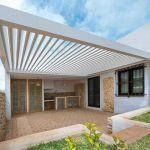 Cambia la decoración de tu terraza con una pérgola bioclimática