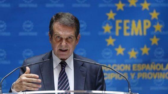 O presidente da FEMP participará o sábado 26 en Barcelona na manifestación contra o terrorismo