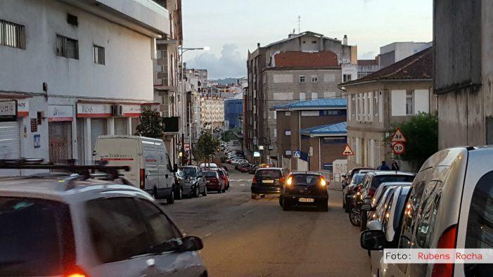 Detenido tras agredir a un agente de la Policía Local de Vigo