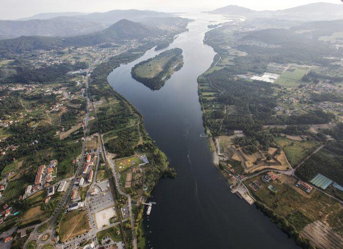 A Deputación de Pontevedra reúne en Tomiño a especialistas para buscar novos mecanismos de financiamento para a estratexia Río Miño transfronteirizo 2030