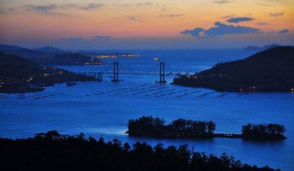 Plataforma en Defensa da Ría de Vigo insta os plenos municipais a rexeitar máis recheos na baía viguesa