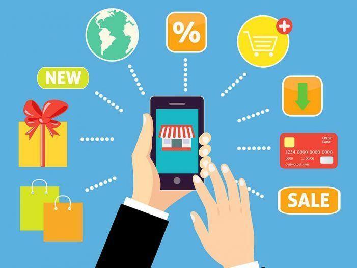 Impacto de los negocios de ventas por internet