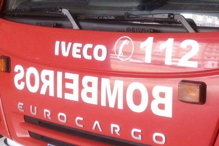 Catro persoas trasladadas ao sufrir unha crise de ansiedade debido a un incendiado rexistrado nunha vivenda, en Vilagarcía