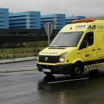 O 061 de Galicia asistiu a 136 persoas por 96 accidentes de circulación durante a ponte de Todos os Santos