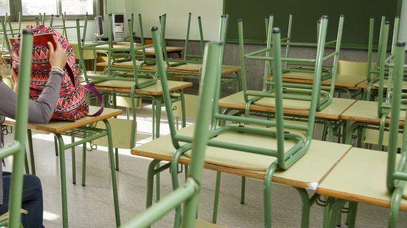 A Comisión Escolar de Alertas suspende mañá as actividades no exterior na Mariña e zona Noroeste da Coruña