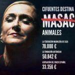 Cifuentes, contra los animales: 163.000€ para fomentar la caza