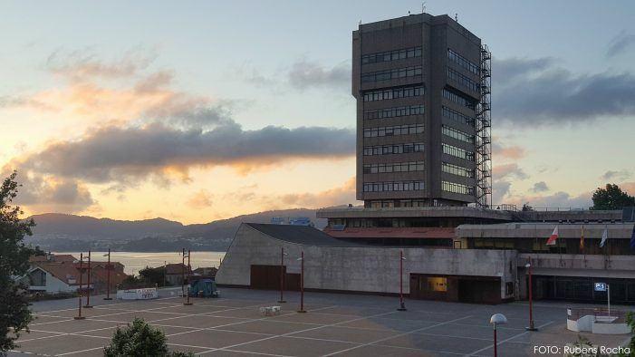 O goberno de Vigo asina convenios de apoio a catro asociacións por 21.000 euros