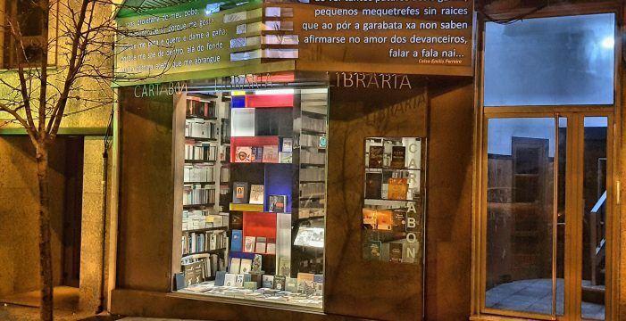 A libraría viguesa Cartabón gañadora por terceira vez nos premios Fervenzas Literarias