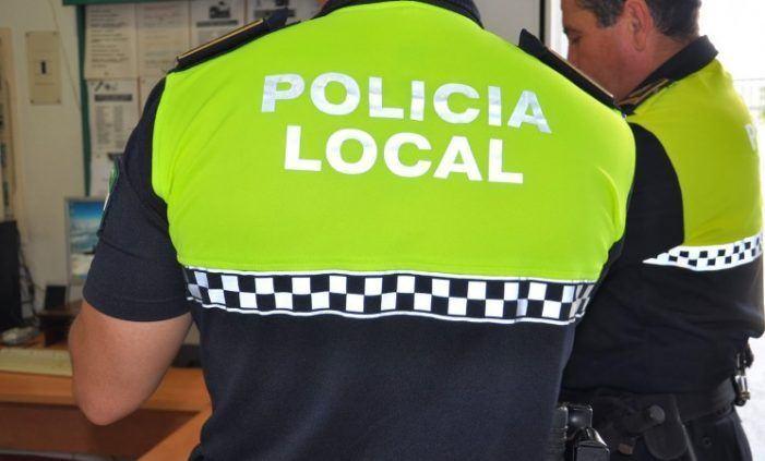 A Policía Local do Grove intensifica os controis medioambientais