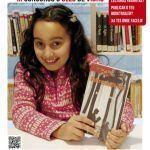 'Recoméndoche un libro', impulsado por @festivaldecans, e que ten a Biblioteca Municipal do Porriño coma colaboradora, convocan o III Concurso 'O Ollo de Vidro'