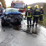 Perde a vida o condutor dun turismo tras colidir cun camión en Oza-Cesuras