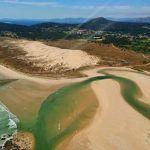 A Xunta inicia a tramitación do plan reitor de usos e xestión do Parque Natural de Corrubedo e lagoas de Carregal e Vixán