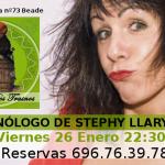 Monólogo de Stephy Llaryora Beade - Vigo