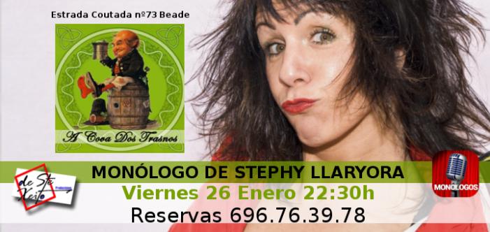 Monólogo de Stephy Llaryora Beade – Vigo