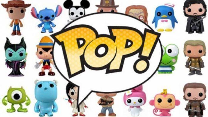 La fiebre de los muñecos Funko Pop